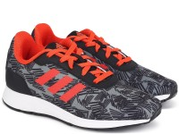 ADIDAS Boys Lace Running Shoes(Grey)