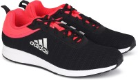 ADIDAS Boys Lace Running Shoes(Black)
