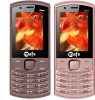 Mafe Glow Combo of Two Mobiles(Coffee, Rose Gold)