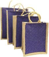 ART ME Pack of 4, 16x14,14x12, 12x10, 10x8 inch Waterproof Multipurpose Bag(Purple, 15 L)