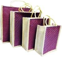 ART ME Pack of 4, 16x14,14x12, 12x10, 10x8 inch Waterproof Multipurpose Bag(Maroon, 15 L)