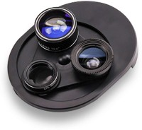 TSV 4 In One Camera Intergrated Universal Lens Compatible With Mi 5X Lens(Black, 18-55)