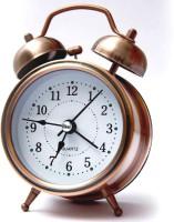 Royle Katoch Analog BRASS Clock