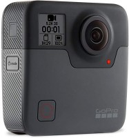 GoPro Action Camera Fusion Sports and Action Camera(Black, 18 MP)