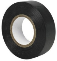 DEON ADHESIVE INSULATION ELECTRICAL TAPE (Manual)(Set of 6, Black)