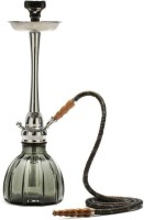 JaipurCrafts Premium High Quality Dervish With New Quality Flavour 22 inch Glass, Iron Hookah(Multicolor)