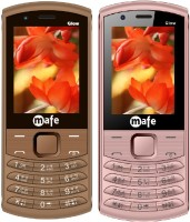 Mafe Glow Combo of Two Mobiles(Brown, Rose Gold)