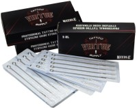 Virtue (1203 RL) Disposable Round Liner Tattoo Needles(Pack of 50)