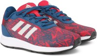 ADIDAS Boys Lace Running Shoes(Multicolor)