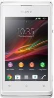 Sony Xperia E (White, 4 GB)(512 MB RAM) Flipkart Rs. 2299.00