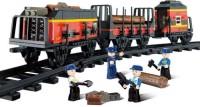 Sluban Cargo Bullet Train(Multicolor)