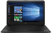 HP Notebook Core i5 7th Gen - (8 GB/1 TB HDD/Windows 10 Home) 17-x116dx Laptop(17.3 inch, Black)
