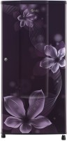 View LG 185 L Direct Cool Single Door 3 Star Refrigerator(Purple Orchid, GL-B181RPOW) Price Online(LG)