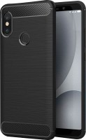 Flipkart SmartBuy Back Cover for Mi Redmi Note 5 Pro(Black, Rugged Armor)
