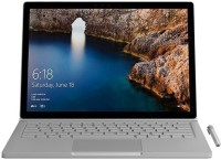 Microsoft Surface Book Core i7 6th Gen - (16 GB/512 GB SSD/Windows 10 Pro) CR7-00001 2 in 1 Laptop(13.5 inch, Silver, With MS Office)