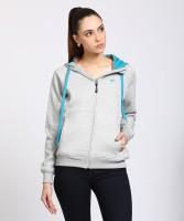 Wildcraft Full Sleeve Solid Women Sweatshirt