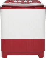 Panasonic 8.5 kg Semi Automatic Top Load Red, White(NA-W85G4RRB)