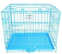 JAINSONS PET PRODUCTS CAGE FOR Golden Retriever, Labrador, Boxer, etc. Dog Weight: 13-30 kg Hard Crate Pet Crate