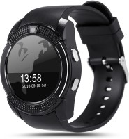 Noise Turbo Black Smartwatch(Black Strap Regular) Flipkart Rs. 1999.00