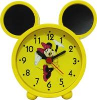 Sonic Analog Yellow Clock