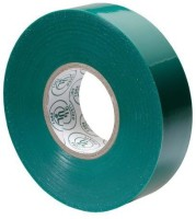 DEON ADHESIVE ROUND ELECTRICAL TAPE (Manual)(Set of 8, Green)