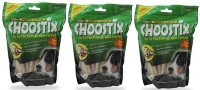 Choostix Goofy Tails-high Protein Natural Mint Dog Treat(450 g, Pack of 3)