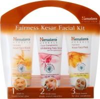 Himalaya Fairness Kesar Facial Kit(3 Items in the set)