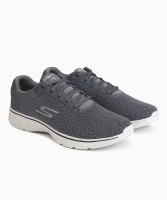 Skechers Walking Shoes For Men(Grey)