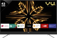 Vu Official Android 109cm (43 inch) Ultra HD (4K) LED Smart TV(43SU128_V1)