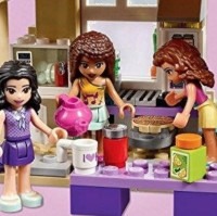 Lego Friends Friendship House 722 Pcs Friends Friendship House