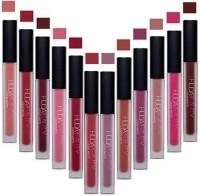 Huda Beauty lipstick set of 12(multicolour)