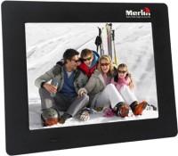Merlin 7 Inch Digital Photoframe 7 inch Digital(4 GB, Black)