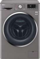 LG 10.5 kg Fully Automatic Front Load Washing Machine Silver(F4J8JSP2S)
