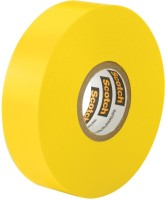 DEON ADHESIVE ROUND ELECTRICAL TAPE (Manual)(Set of 6, Yellow)