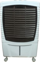 View KAAZZ ELECTRIC SUPPER AIRY COOLER Desert Air Cooler(Grey, 25 Litres) Price Online(KAAZZ)