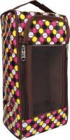 ElexStar Cosmetic Pouch Waterproof Multipurpose Bag(Brown, 5 L)