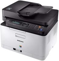 Samsung SL-C480FW Multi-function Printer(White)