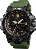 Skmei Gmarks -1327 Army Sports Analog-Digital Watch  - For Boys & Girls