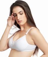 Lovable Women's Minimizer Non Padded Bra(White)