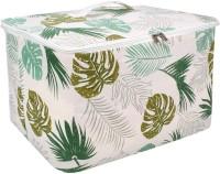 HomeStorie Wardrobe Organizer Cloth Storage Bag, Medium 42 x 34 x 25 cm(Multicolor)