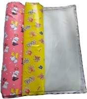 yodream Plastic Diaper Changing Mat(Multicolor, Small)