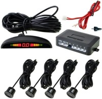 AutoKraftZ BCPS-01 Optimum Car parking Sensor Black Universal For All Car Parking Sensor(Ultrasonic Systems)