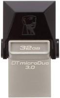 Kingston DTDUO3/32GBIN 32 GB OTG Drive(Black, Type A to Micro USB)