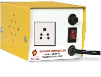AX AX-567 Ax Voltage Converter 110V-230V 100W …(Yellow)