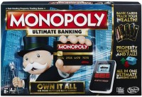 Hasbro Monopoly Ultimate Banking Board Game