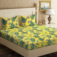 40-70% Off Best Selling Bedsheets Floral, Geometric & more