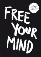 Free your Mind Postcard Block(English, Postcard book or pack, Kraft Marcus)