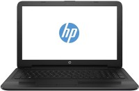 HP Notebook APU Quad Core E2 - (4 GB/500 GB HDD/Windows 10 Home) 15-ba018wm ENERGY STAR Laptop(15.6 inch, Black, 2.13 kg)   Laptop  (HP)