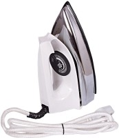 Grizzly Regular Gold 600 W Dry Iron(White)