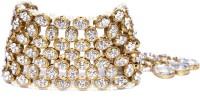 Zaveri Pearls Zinc Gold-plated Bracelet
